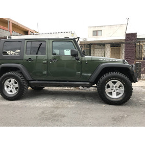 Jeep Wrangler X Rubicon Unlimited 4x4 At 2009