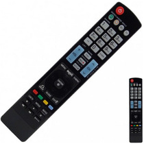 Controle Remoto Tv Lcd / Led / Plasma Lg Akb72914210-221