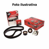 Kit De Correia Dentada Fiat Uno 1.0 8v - Marca Gates