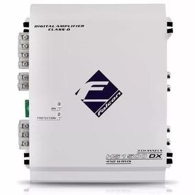 Modulo Amplificador Falcon Hs1500dx Digital 450 Rms 3 Canais