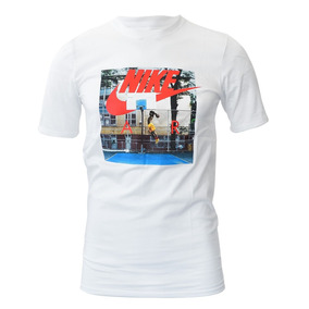 Remera Nike Hybrid Photo Hombre