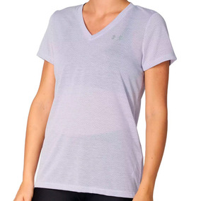 Playera Atletica V-neck Mujer Under Armour Ua2370