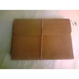 Carpeta Tipo Acordeon, Fichero Alfabetico. Tamaño Sobre B6