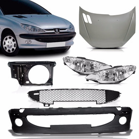 Kit Frente Peugeot 206 2004 05 06 07 08 09 2010