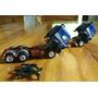 2 Miniaturas Mb Cavalo Mecanico