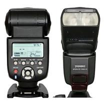 Flash Yongnuo Yn 560 Iii Canon Nikon + Nf + Difusor