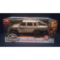 Mercedes Benz G63 Amg 6x6 Jurassic World 1:24