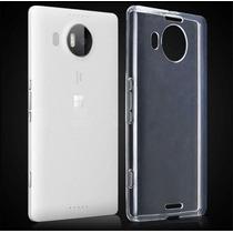 Funda Transparente Nokia Microsoft Lumia 950xl Y Mica Templa