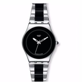 Reloj Swatch Tresor Noir Yls168gc Mujer Envio Gratis