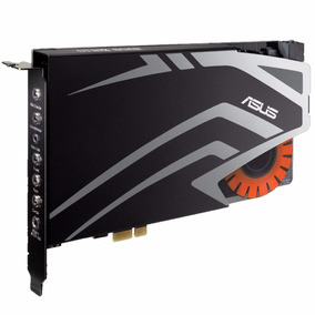 Placa De Sonido Asus Strix Soar Pci Express 7.1