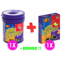 Desafio Jelly Belly + Bean Boozled Dispenser + Brinde
