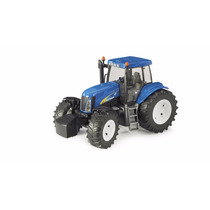 Bruder 3020 - Trator New Holland T8040