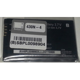 Bateria Lg Lgip- 430n C305 Gb230 Kf390 Gu295 C300 A130 Origi