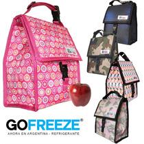Lunchera Gofreeze Freezable Termica Refrigerante Vianda Vs