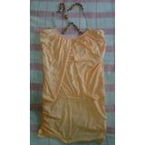 Blusa Casual De Dama Gordita Talla Plus Xl Color Amarillo!!!