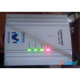 Internet Ilimitado Lineas Para Su Modem Axesttel En Tienda