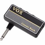 Mini Amplificador Guitarra Vox Amplug Classic Rock Ap2cr