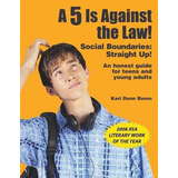 Book : A 5 Is Against The Law! Social Boundaries: Straigh..