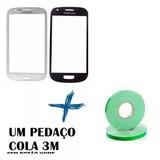 Tela Vidro S3 Mini Samsung Galaxy I8190 + 3m Original