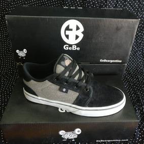 Zapatillas Gebe Symbol N/g - Skate - Oferta Ultimos Pares!!