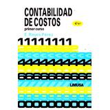 Contabilidad De Costos 1 4/ed - Ernesto Reyes Ponce / Limusa