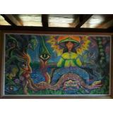 Pintura De La Selva: Sixto Saurin - Madre De La Huayusa