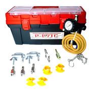 Equipo Boya Presurizado Para Lavar Inyectores Con Bote