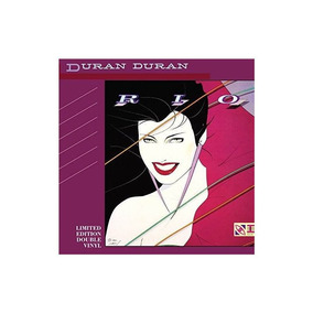 Duran Duran Rio Usa Import Lp Vinilo X 2 Nuevo