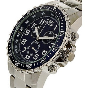 Reloj Invicta Cronografo 6621 Acero Envio Gratis