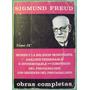 Sigmund Freud . O C Tomo 9 Moises Y La Religion Monoteista