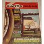 Revista Quatro Rodas Nº 50 - Set/1964 - Simca Tufão
