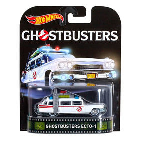Hot Wheels Ghostbusters / Caça Fantasmas: Ecto-1 - No Brasil