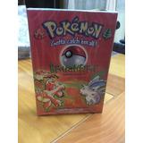 Mazo Pokemon Brushfire 1999 1 Edicion Nunca Abierto
