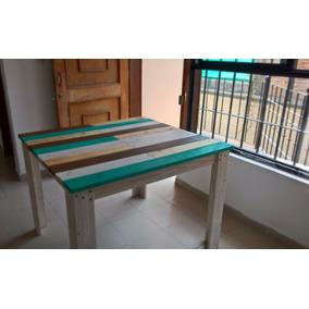 Muebles Decoración Madera Reciclada Palet Tarima
