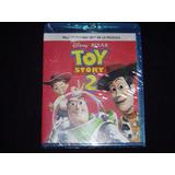 Blu Ray Toy Story 2 3d (oferta)