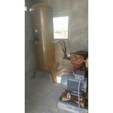 Compresor Industrial Con Motor 15hp Pulmon 500lt Cordoba