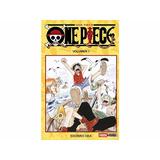 One Piece Panini México Tomos 1-21 Mangas Español