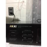 Tuner Sintonizador Akai