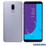 Samsung Galaxy J8 Prata 6 , 4g, 64gb 16mp+5mp - Sm-j810mz