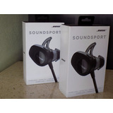 Audífonos Bose Soundsport Wireless Nuevos En Caja Original