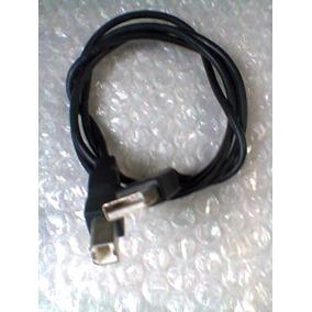 Cabo Usb P/ Impressora Ou Multifuncional 1,5m Preto - Leilão