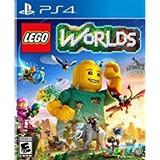 Lego Worlds Ps4 Fisico Sellado Nuevo Original !!!