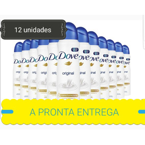 Promoção!!! Desodorante Dove Aerosol Original 12 Un. V/2020