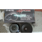 Medios Extreme Audio 8 Pulgadas 600w 8ohm Pro Precio X Par