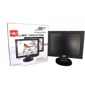 Monitor Lcd 15 Mega Power