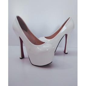 Sapato Salto Alto Feminino Clássico