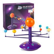 Sistema Solar Con Proyector Electronico Infantil