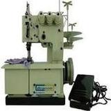Máquina De Costura Galoneira Portátil 3 Agulhas Bracob 220v
