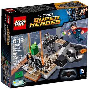Lego Dc Comics Super Heroes 76044 Choque De Héroes Giro Dida