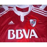 Camiseta River Roja 2012 / 2013 Bbva Nuevas Orig